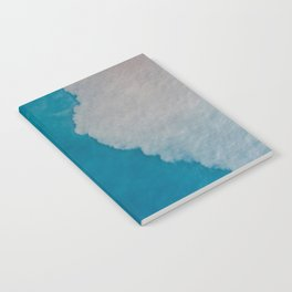 Ocean Wave Aerial Photography Notebook