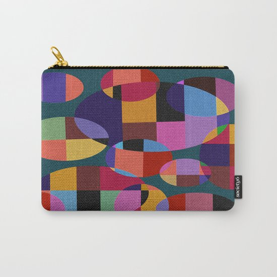 Abstract #92 Carry-All Pouch