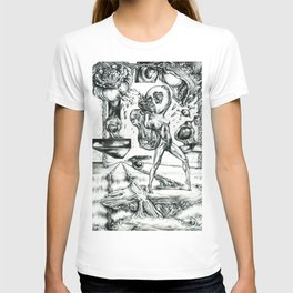 The Cycle of Endless Birth T-shirt