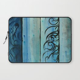 Four Waters Come to Life Laptop Sleeve