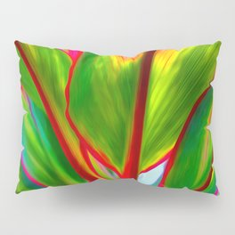 Ti Leaf Series #4 Pillow Sham
