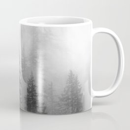 Forest In The Clouds - Nature Photography Coffee Mug
