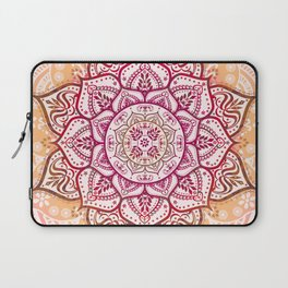 Mandala Zen Spirit Spiritual Bohemian Hippie Yoga Mantra Meditation Laptop Sleeve