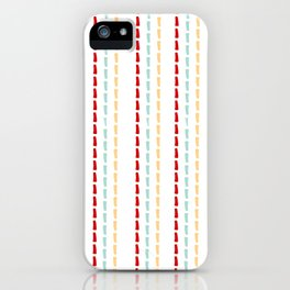 Stitched iPhone Case