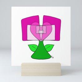 Flower Power #7 Mini Art Print