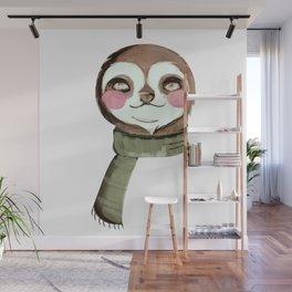 Slotherin Wall Mural