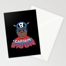 Captain Biggie Stationery Cards