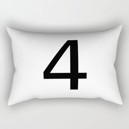4 - Four Rectangular Pillow
