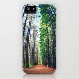 Treeburst iPhone Case