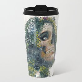 Between Life and Death Travel Mug