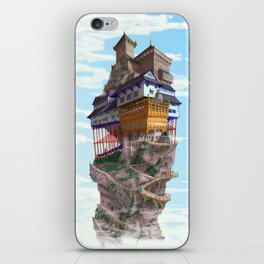 Linford Castle iPhone Skin