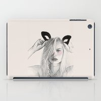 catwoman iPad Cases featuring Catwoman  by Aeriz85