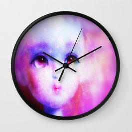 Celestial Fairy Wall Clock