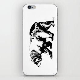 Cali Bear iPhone Skin