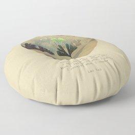 phoenix-like Floor Pillow