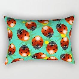 Ladybug Rectangular Pillow