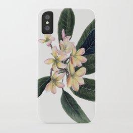 Jasmine iPhone Case