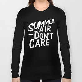 Summer Air Long Sleeve T-shirt