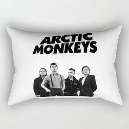 Arctic Monkeyss Rectangular Pillow