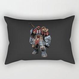 Darksiders War Rectangular Pillow