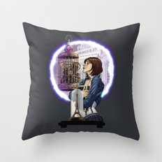 Bioshock Infinite: Freedom  Throw Pillow