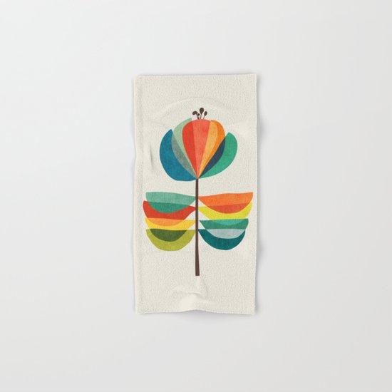 Whimsical Bloom Hand & Bath Towel