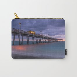Venice Pier after Sunset Carry-All Pouch