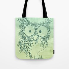 The Babybirds Owl 02 Tote Bag