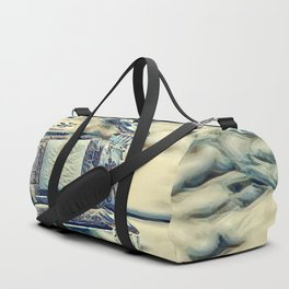 Frosted Drops Duffle Bag