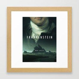 19th Century Women Writers - Frankenstein Framed Art Print