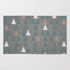 Concrete & Pattern Rug