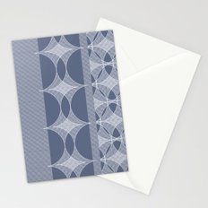Astroid violet Stationery Cards