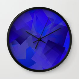 Secret hoart of water ... Wall Clock