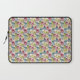 Colorful Poppies Laptop Sleeve