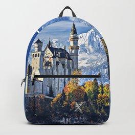 Neuschwanstein Hypercolor Backpack