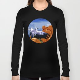 Vulture Spirit Guide Long Sleeve T-shirt