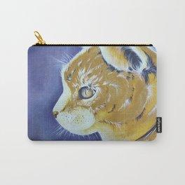 Pop art - Cat Carry-All Pouch