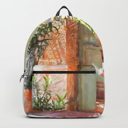 Glance of Provence Backpack