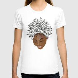 My Afro Speaks T-shirt