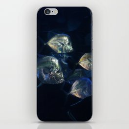 Marine Vision iPhone Skin