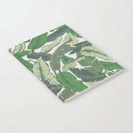 Savusavu Tropical Print Notebook