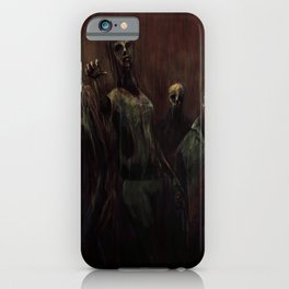 Zombies! iPhone Case