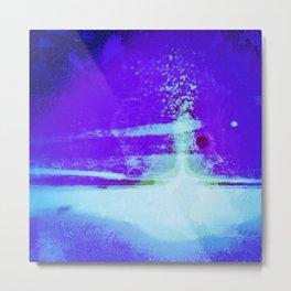 Abstract #10 (Shipless Sea) Metal Print