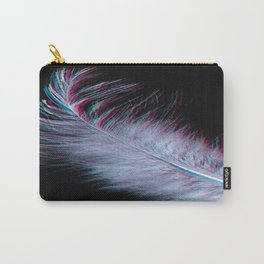 Featherwork Carry-All Pouch