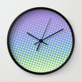 Polka dots Wall Clock
