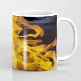 Flame Wall Boundary Coffee Mug