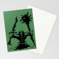 Migthy Orc Stationery Cards