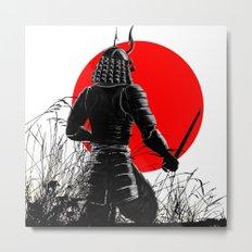 The way of warrior Metal Print