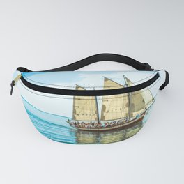 One Big Adventure Fanny Pack