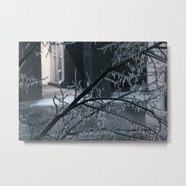 Frozen - Arlington, VA Metal Print
